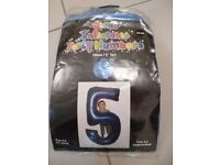 Giant 5th Birthday Balloon number 5