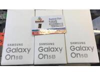 Samsung On 5 2016 brand new sealed unlocked
