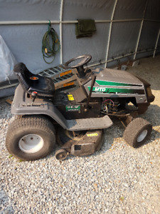 1300 HP Ride a Mower for Sale