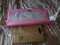 Brand new pink Bed Guard