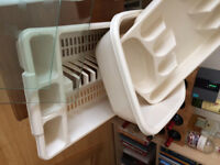 Basin, Cutlery Divider, Drainer Board