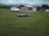 Conway Cardale trailer tent for sale