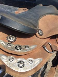 western saddle 18 inch