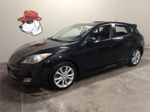 2010 Mazda Mazda3 GT ***Located in Owen Sound*** YES ONLY 37K