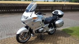 BMW R1150RT 53 Plate