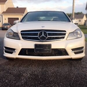 2014 Mercedes-Benz C-Class C350 AMG package