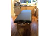 Massage table as good as new