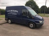 Ford transit van long mot £850 no offers