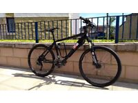 Claud Butler Cape Wrath Medium Cross Country / Commuting / Road / Touring / Gravel Bike Upgraded