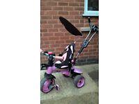 Baby girls Trike