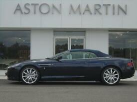 2006 Aston Martin DB9 V12 2dr Volante Touchtronic Automatic Petrol Convertible