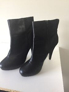 H&M Ankle Boots - Brand New sz 8/9