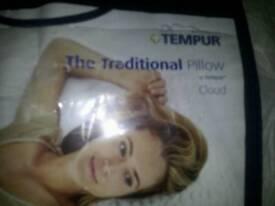 Tempur cloud pillows