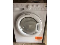 New Hotpoint Washer Dryer WDAL8640P RRP £289.99..One year Manufacturers Warranty,10 Years Parts..