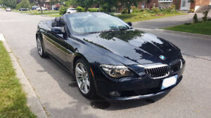 2010 BMW 650i Convertible, M Package Must Sell!!!