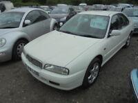 Rover 600 618 IS 16V (white) 1999