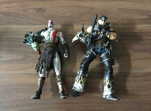 Various Movie/Video Game Action Figures