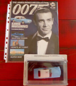 DIECAST 1/43 FORD MUSTANG 007