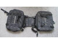 Teknic Motorcycle Paniers and Tank Bag