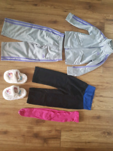 Size 3 Girls Adidas set and more