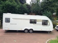 Sprite Quattro EW FB 2015 Six Berth Caravan with extras