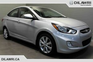 2013 Hyundai Accent 4Dr GLS at
