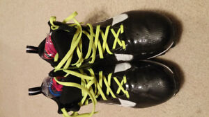 Underarmour Cleats Size 11