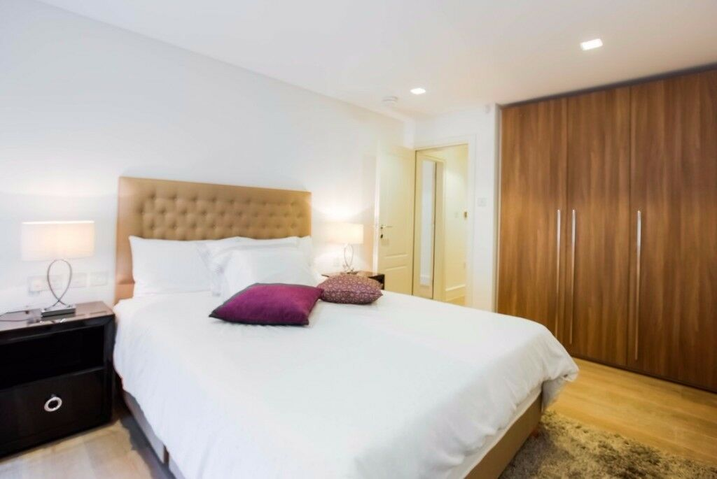 Luxury Newly Refurbished 1 Bedroom Flats Available Now Hyde Park Central London Move In Now