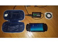 Sony PSP handheld console latest 3003 slim model! 16GB Very SPECIAL. please read!