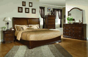 Queen Bed & Cycle for sale