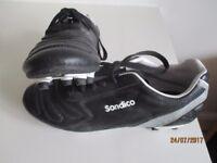 Pair of Umbro & Sondico Football boots