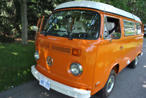 VW Westfalia Van Bus