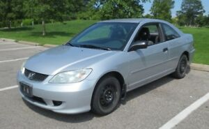 2004 Honda Civic SE Coupe (2 door)