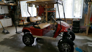 Voiturette de golf (cart , kart )