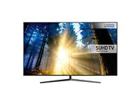 samsung UE49KS8000 49 4K Ultra HD SUHD HDR Smart LED TV- EX DISPLAY