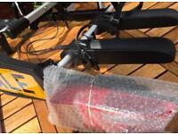Uebler f22 bike rack E Bike Ebike 60 Kg BMW Used FOLD UP Thule Atera NEW AUDI VW