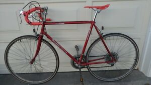 Road bike Pro Tour fast! 27 inch wheels 10 speed men's bicycle 2