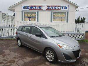 2012 Mazda MAZDA5 GS!! 6 PASSENGER!!!! AIR!! ALLOYS!! CRUISE!!