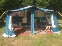 Trailer tent - Pennine Fiesta 1996