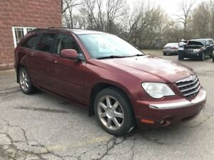 2007 Chrysler Pacifica Limited/AWD/SAFETY/WARRANTY INCLUDED