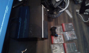 Bundle ps3 2 controllers. 8 games. Price may change