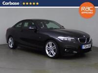 2014 BMW 2 SERIES 218d M Sport 2dr