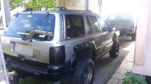 98 project jeep