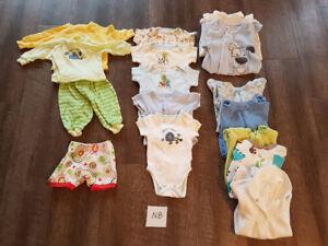 Vêtements pour enfants - new born