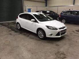 2013 Ford Focus Titanuium 998cc 1 owner pristine £0 tax guaranteed cheapest in country