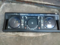 Portable disco console - spares or repairs