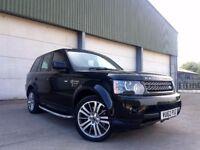 Land Rover Range Rover Sport edit 3.0 SD V6 HSE (Luxury Pack) *FSH*SUNROOF*SIDE STEPS*TV*SAT NAV*