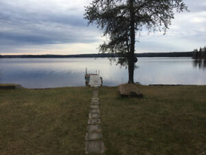 3 bedroom camp for sale Perch Lake.