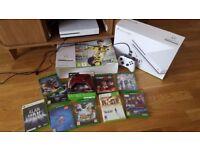 Microsoft Xbox One S FIFA 17 Bundle 500GB White Console + Games + Controller
