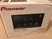 "Double Din Car Radio Pioneer SPH-DA110 App 7"" Capacitive Multi-Touchscreen Bluetooth"